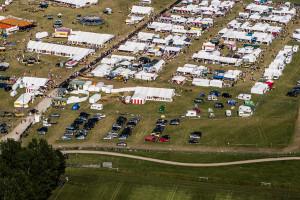 Stadepladser på Ballerup kræmmerfestival