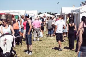 Ballerup Kræmmerfestivals Loppemarked - 1 dags stader - Ballerup Kræmmerfestival